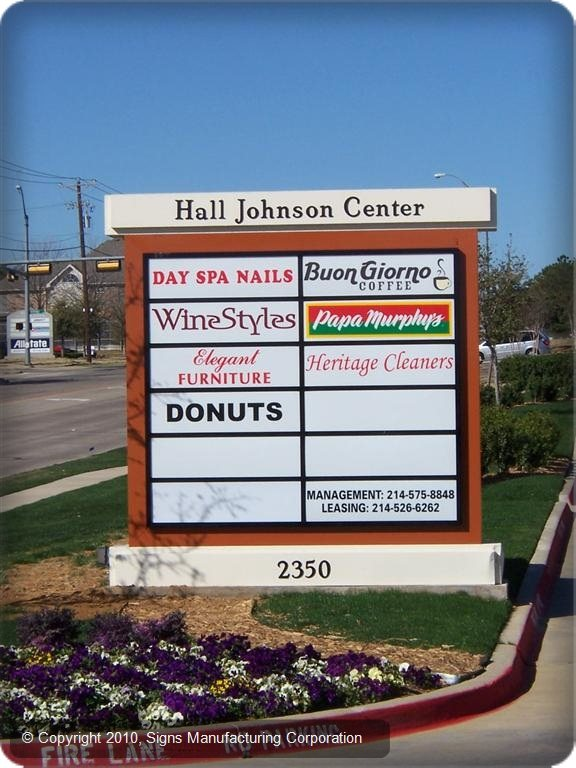 Lighted Monument Signs Electrical Requirements