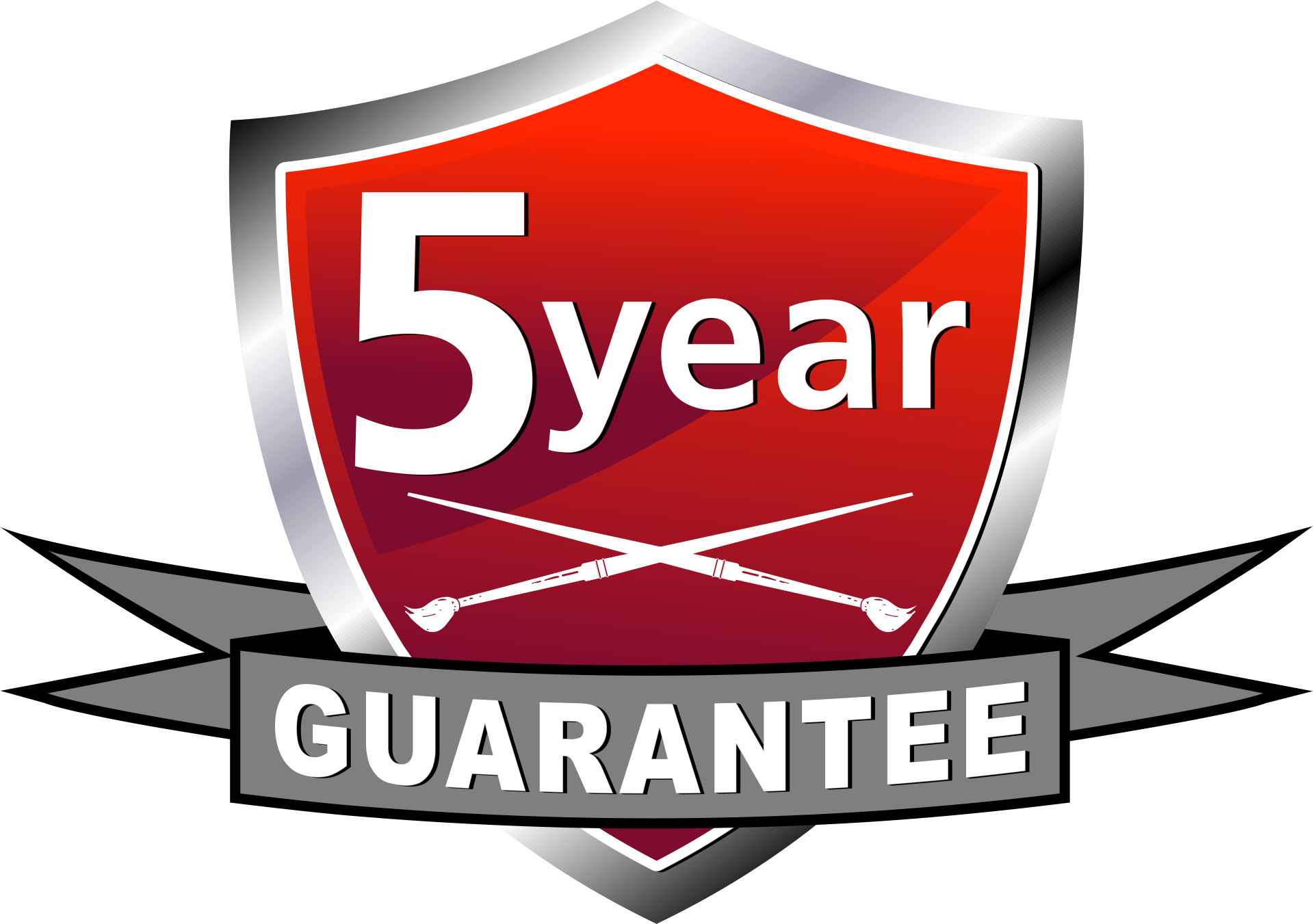 3-Year Guarantee