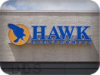 Hawk Electronics, Channel Letters