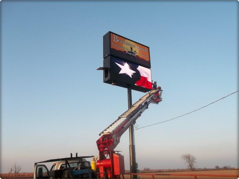 EMC Signage Texas