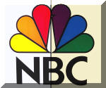 NBC LOGO WITH 2 DIFFERENT LIGHT SOURCES