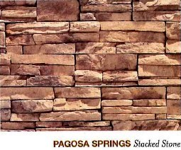 Pagosa Springs Stacked Ledge