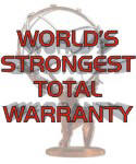 Worlds Strongest Warranty