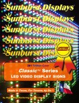 Sunburst Dsiplays Classic Series Brochure