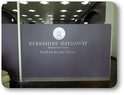 Interior Metal Wall Letters Berkshire Hathaway