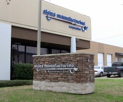 Signs Manufacturing Texas