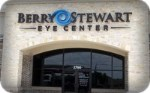 Berry Stewart Eye Center Reverse and Face Lit Channel Letter Combination Burleson Texas