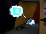 MC Communications Interior Lighted Channels with Video Display