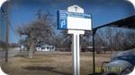 Smithfield Baptist Church Pylon Sign, Dallas, TX