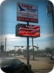 Eagle Transmission LED Message Center, Garland, TX