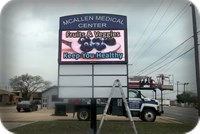 Full-Color LED Display Sign