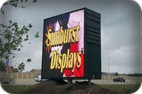 MISC Electronic Display Monument Sign